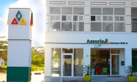 Assuria Insurance Walk-In Lelydorp